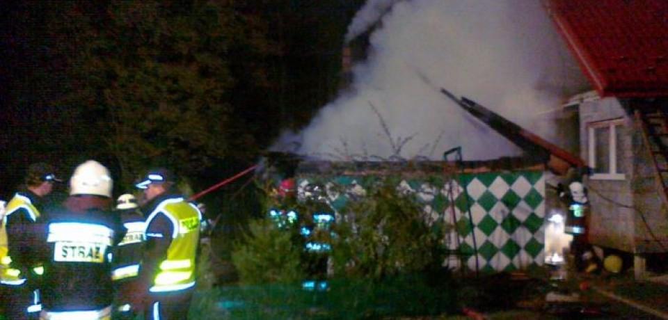 Kolejny pożar budynku mieszkalnego w Rzepienniku Strzyżewskim
