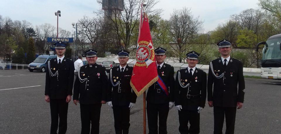 Diecezjalna pielgrzymka strażaków do Częstochowy